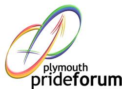 Plymouth Pride Forum Logo