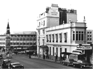 Photo - The Lockyer Tavern taken in 1960