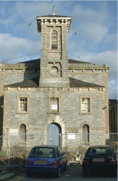 Photo of Plymouth Borough Prison