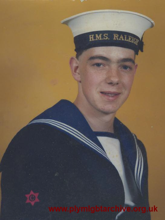 sailor in uniform