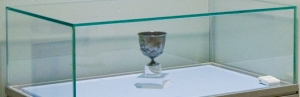 Warren Cup on show in Plymouth