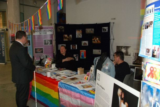 Plymouth LGBT Mobile Archive