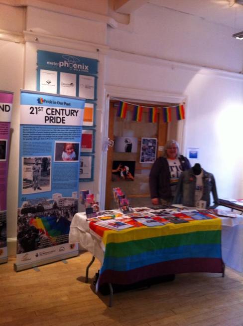 Exeter Pride 2013