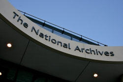 National Archives building Kew